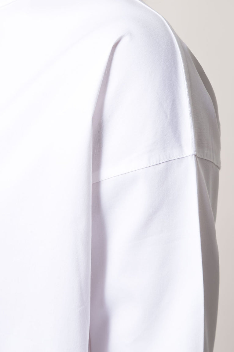 Timeless 3/4 Sleeve Organic Cotton Dress Shirt