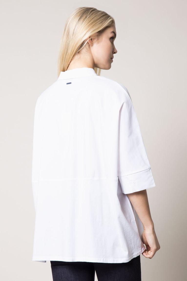 Virtue Oversized Organic Cotton Dress Shirt