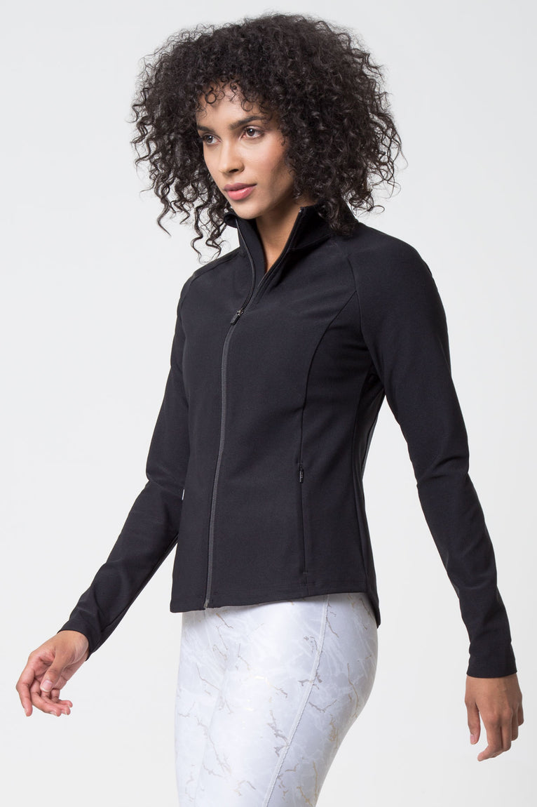 Spirited Vented Run Jacket