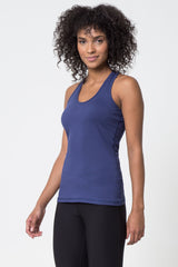 Meditate Fitted Halter Tank