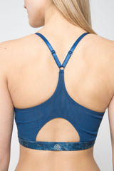 Captivate 3.0 Marble-Look Light Support Bra