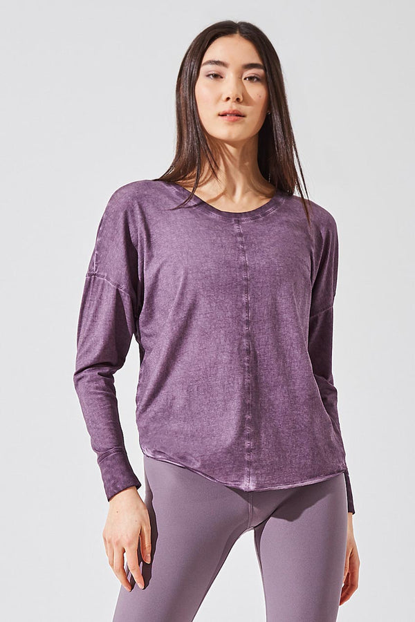 Emerge Long Sleeve Top