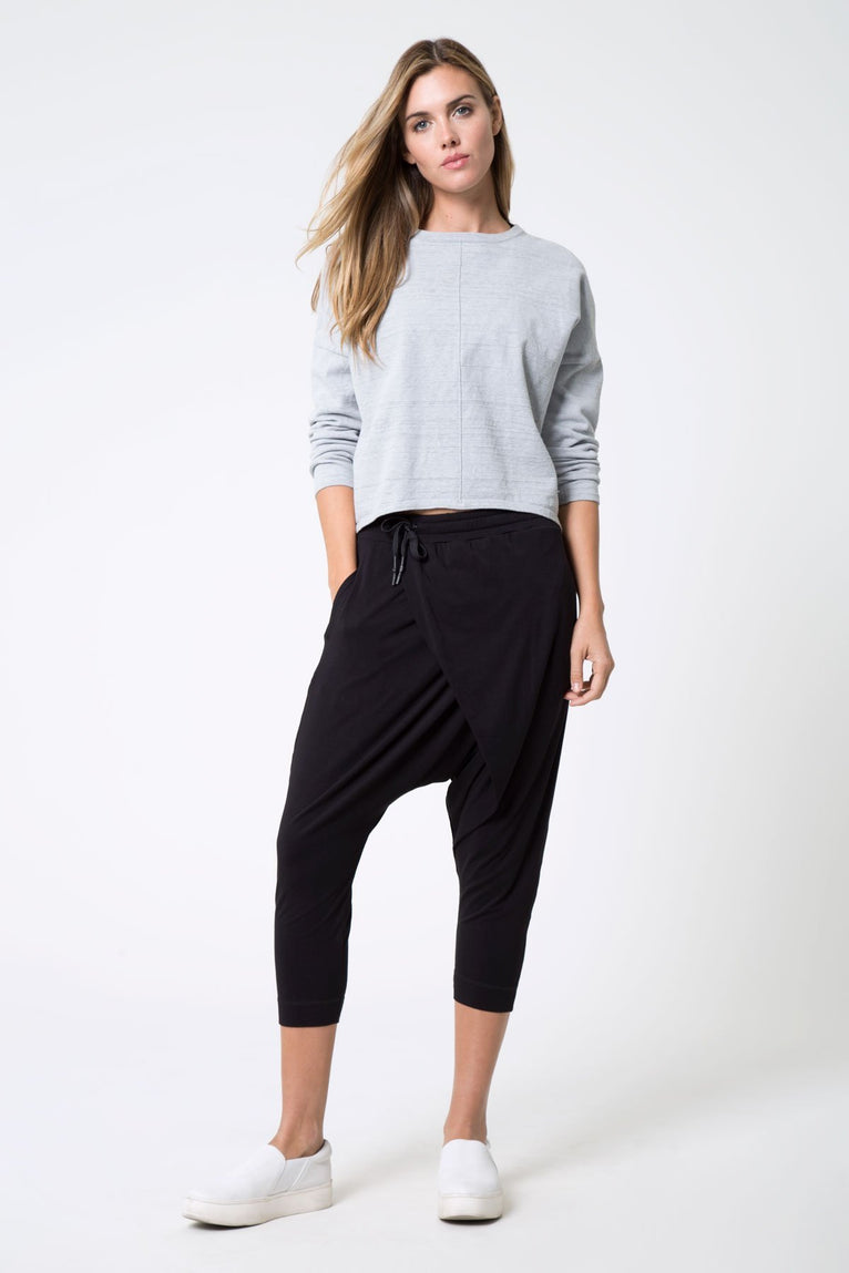 The Om Crop Pant