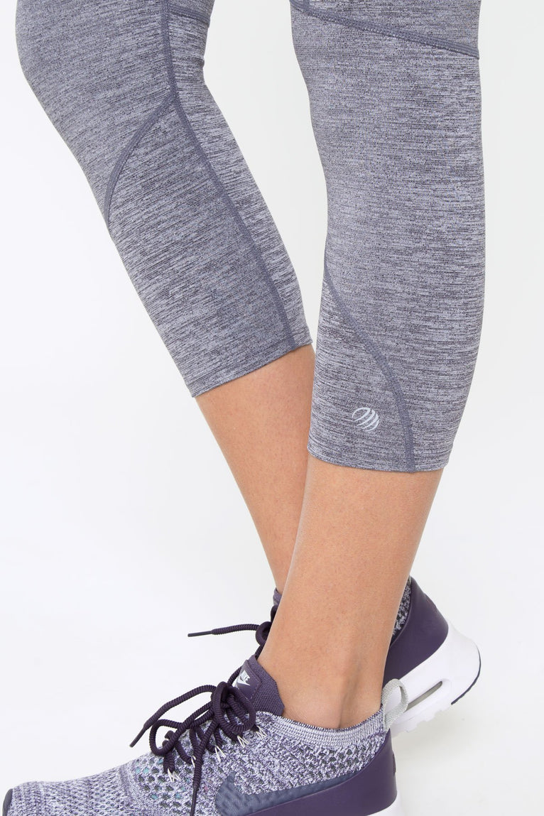 Prelude High Waisted Signature Capri