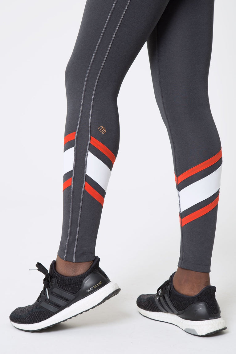 Fanatic Stripe Detail Legging