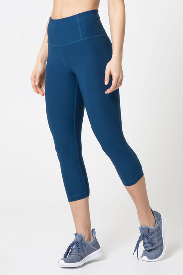 2d8cb3cce1 Dare High Waisted Signature Capri ...