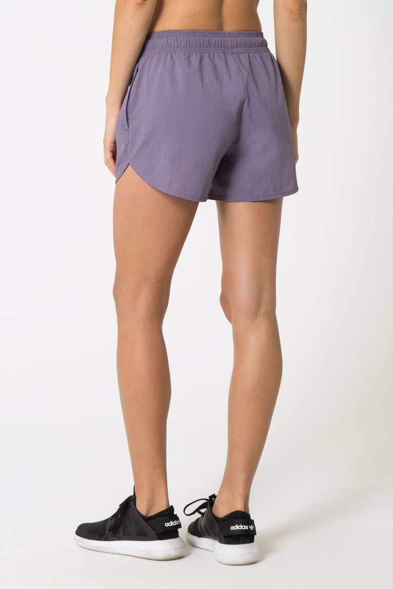 Express Patterned City Short