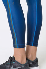 Misty Iridescent Ombre 7/8 Legging