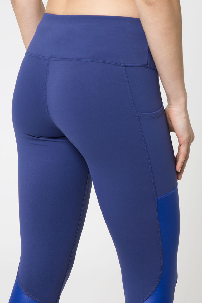 Glider Metallic Panel Capri