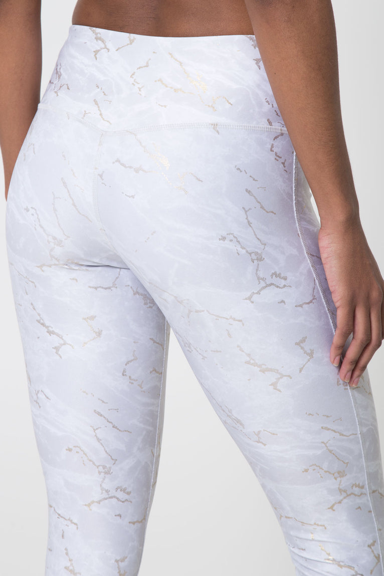Limitless Marble Look 7/8 Legging