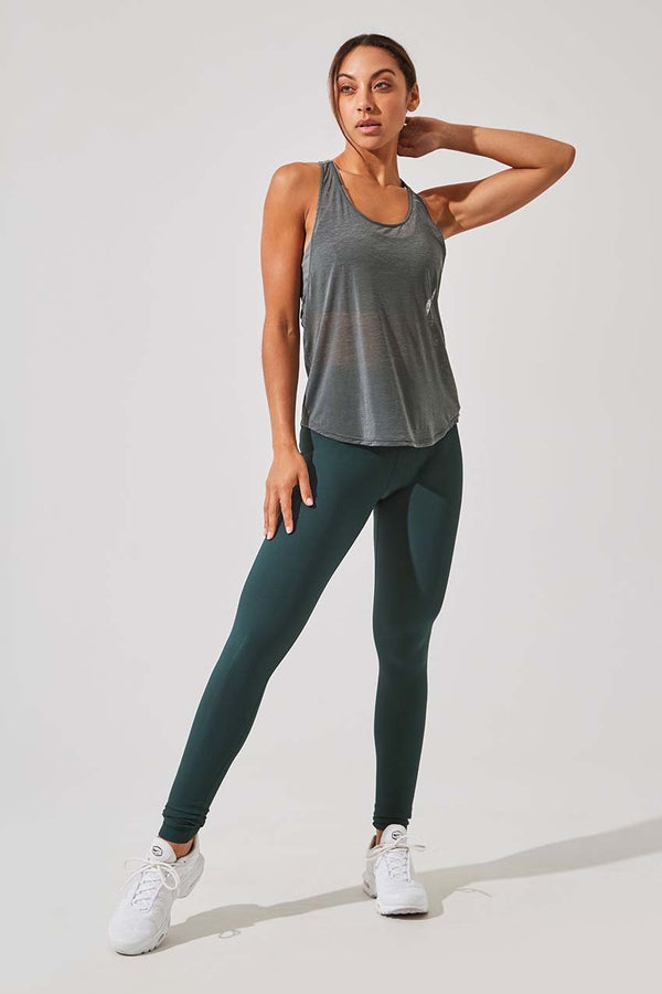 Rapid High Waisted Recycled Polyester Legging - Sale