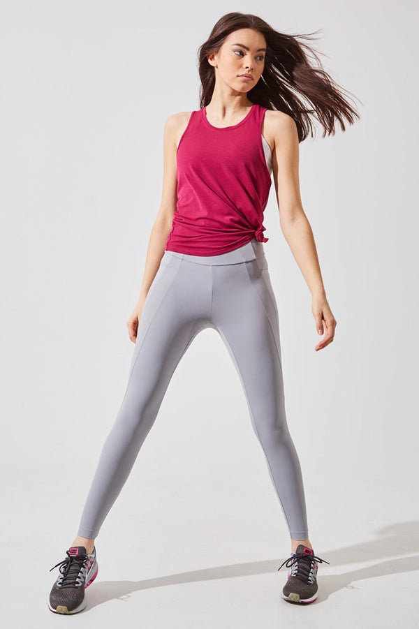 Sprint Ultra-High Waisted Recycled Nylon 7/8 Legging