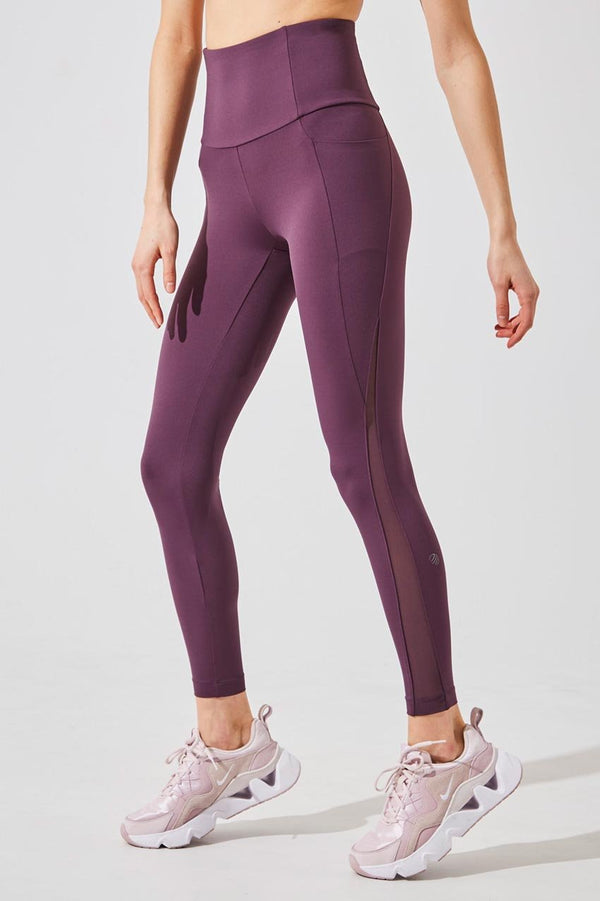 Relentless High Waisted Recycled Nylon 7/8 Legging