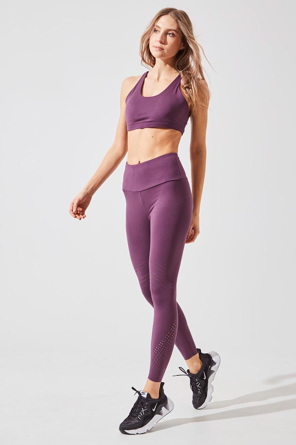 Move High Waisted Recycled Polyester 7/8 Legging