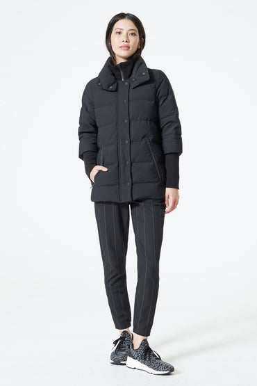 Sophie Down Filled Industrial Parka