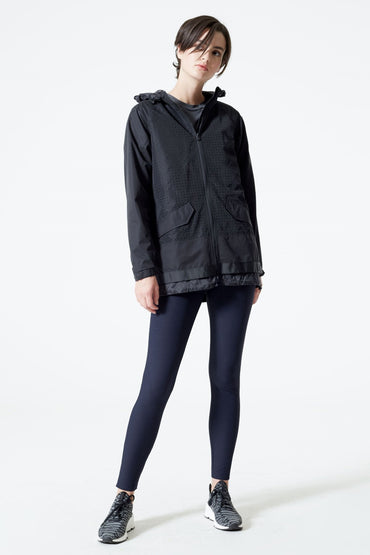 Kaia Insulated Mixed Media Jacket