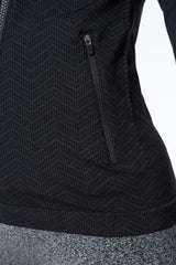 Yale Full Zip Stink-Free Seamless Jacket