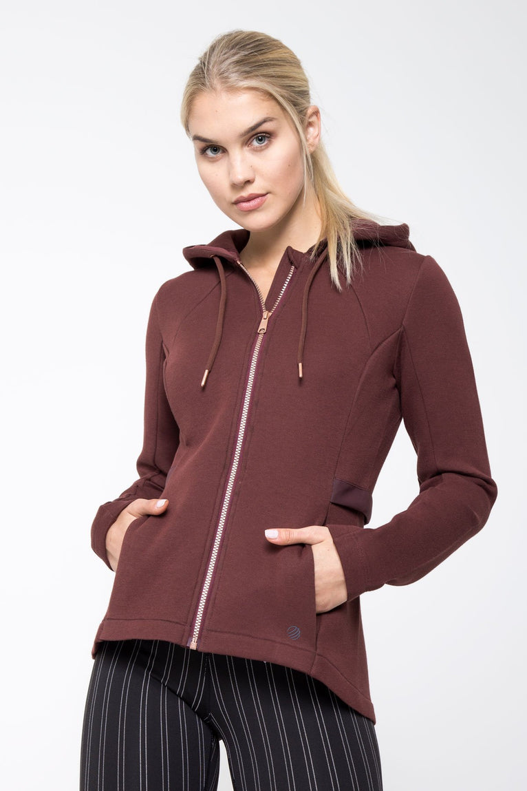 Georgia Full Zip Jacket