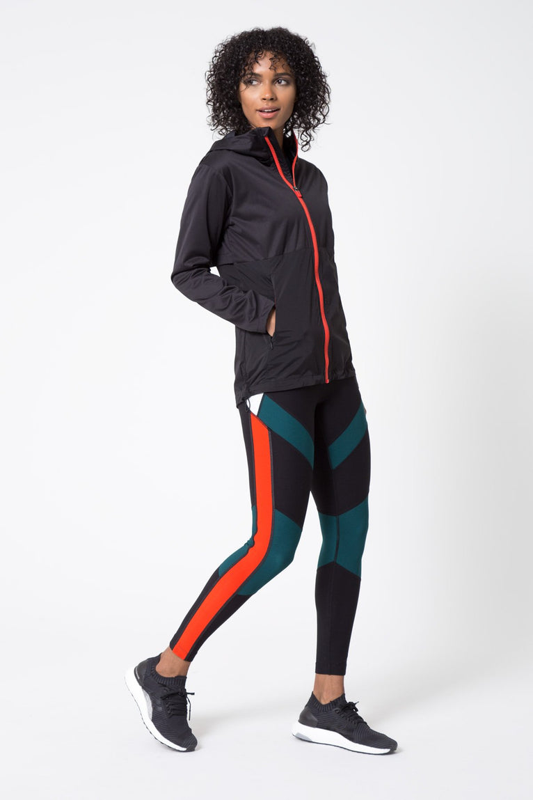 Dynamic Full Zip Element Run Jacket