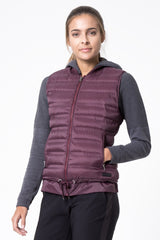 Cascade Down Filled Vest