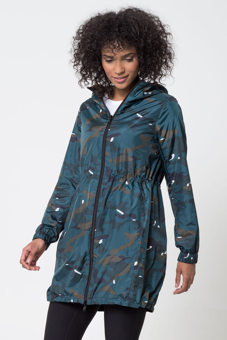 Innovate Reversible Camo Anorak Jacket