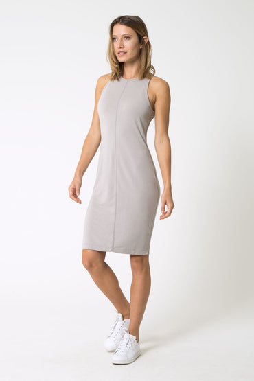 Catwalk Center Seam Dress