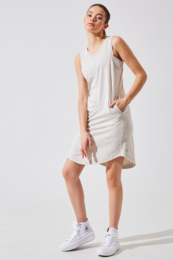 Breeze Relaxed Sleeveless Dress