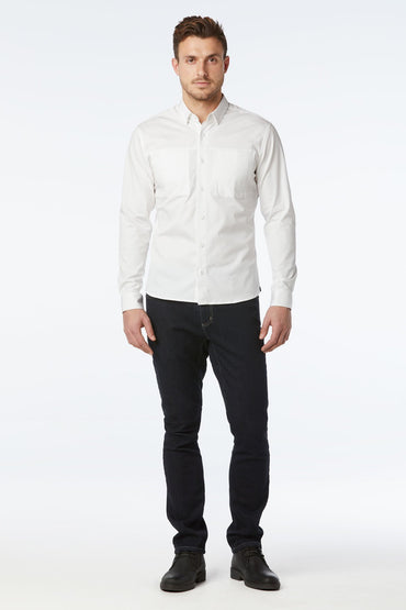 Oxford Organic Cotton Dress Shirt