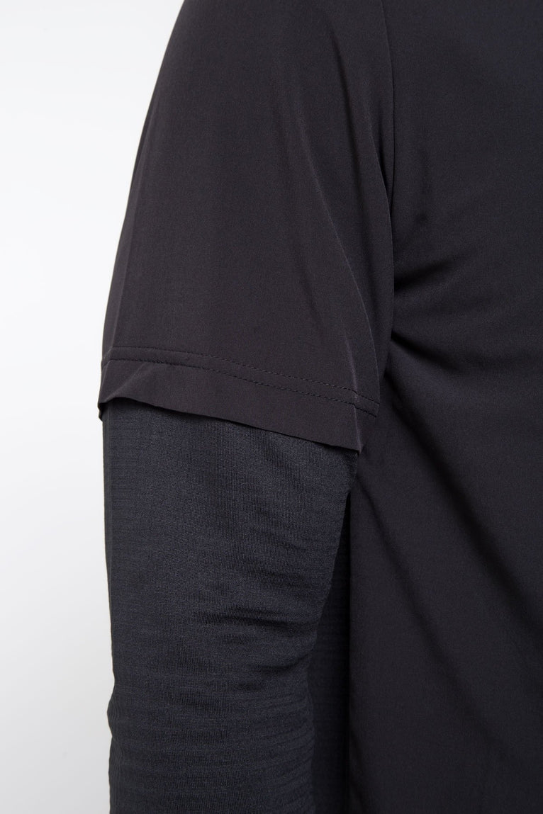 Runner's High Quarter Zip Pullover