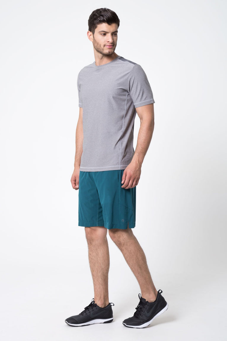 Endure Mesh Back Short Sleeve Tee