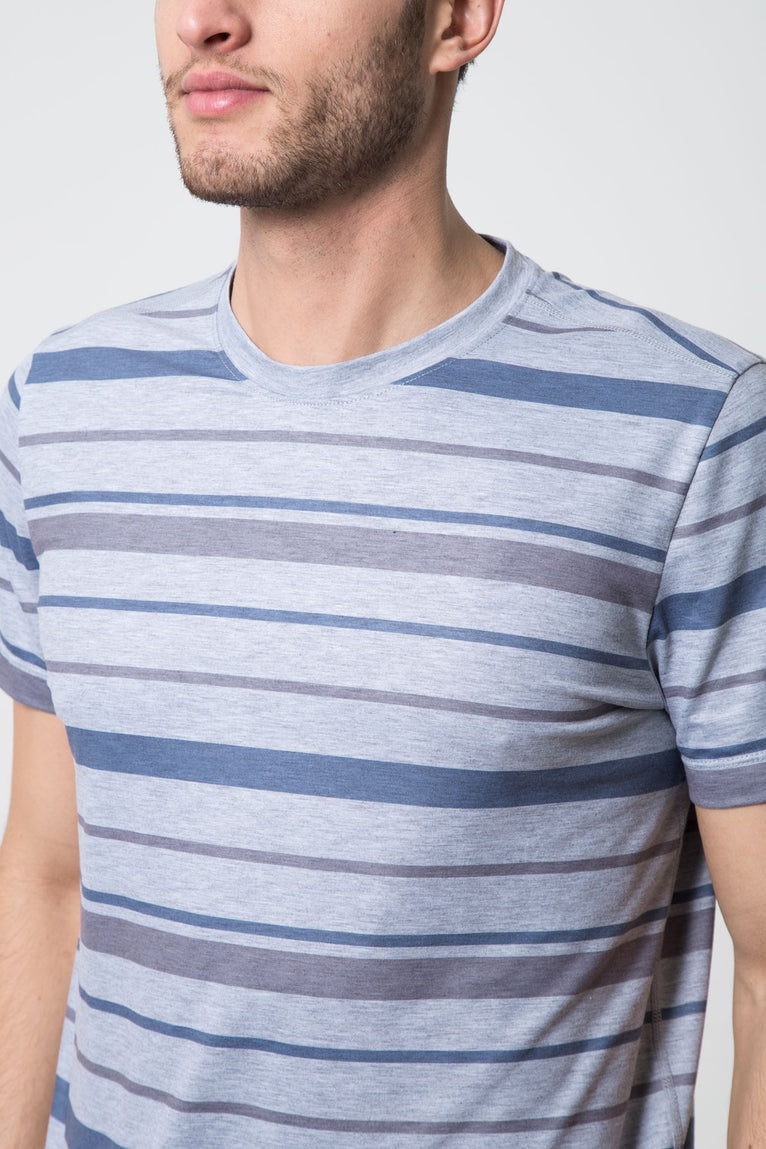 Headway Stink-Free Essential Striped Tee