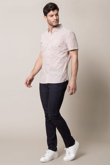 Windsor Technical Cotton Shirt