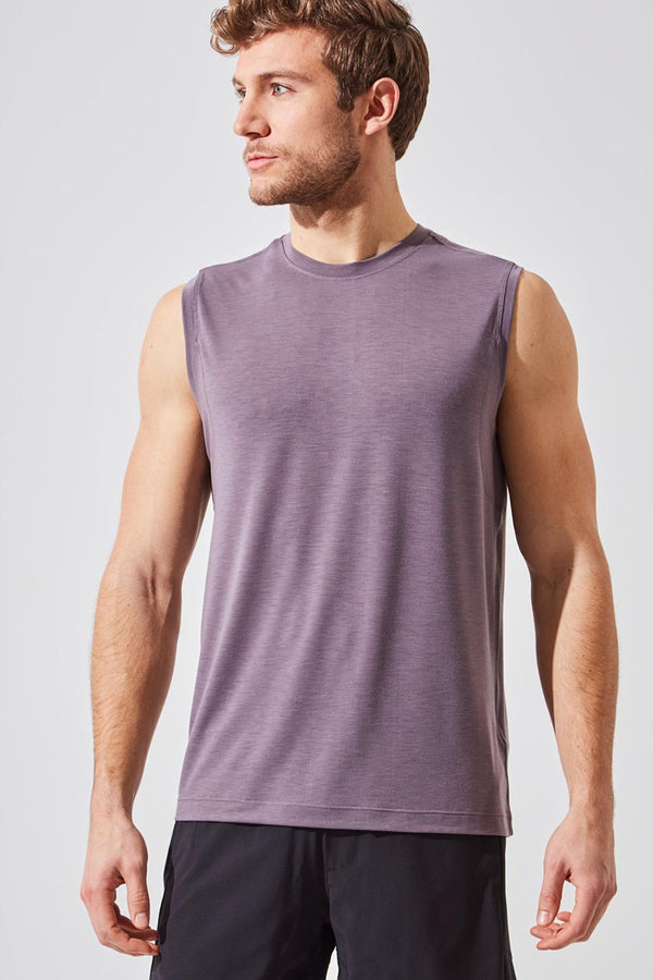 Flex Recycled Polyester Stink-Free Tank