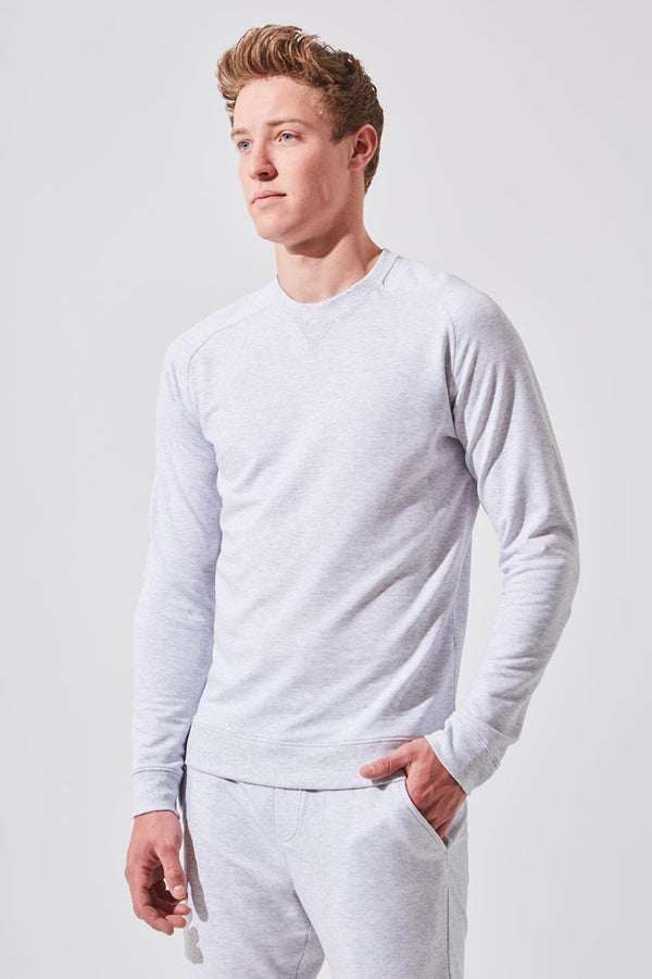 Match Recycled Polyester Crewneck Sweatshirt