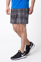 "Hype 3.0 Essential 7"" Geo-Check Short with Liner"