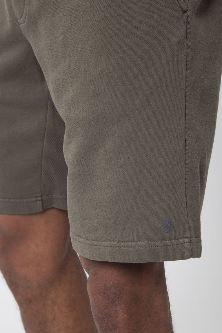 "Enigma Pure Cotton 10"" Sweat Short"