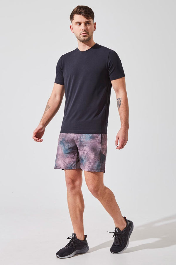 "Stealth 7"" Sustainable Active/Swim Short with Liner"