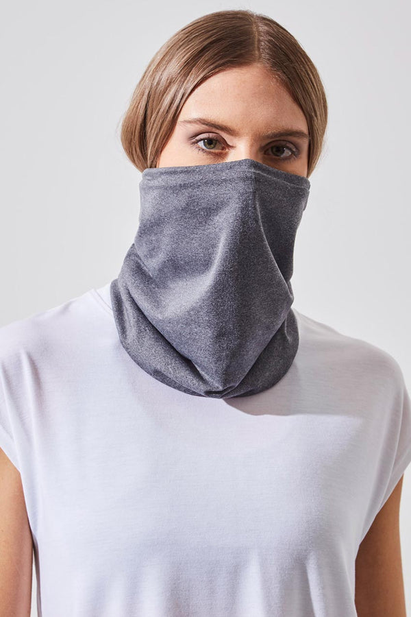 Defense 3-Layer Face Covering with Nanofiber Membrane