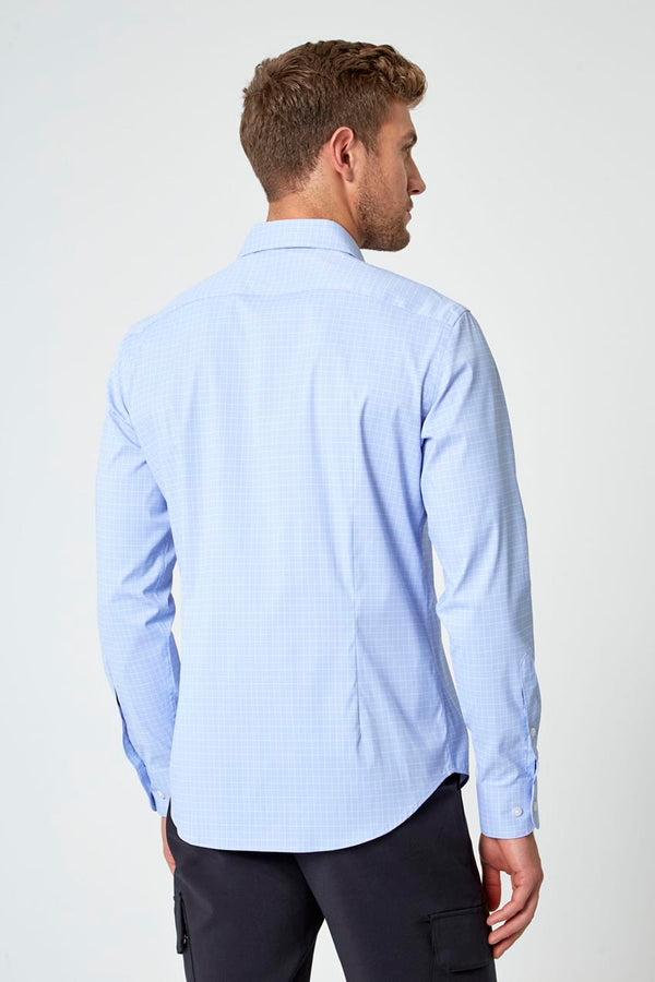 TechniCity Absolute Performance Poplin Slim-Fit Shirt