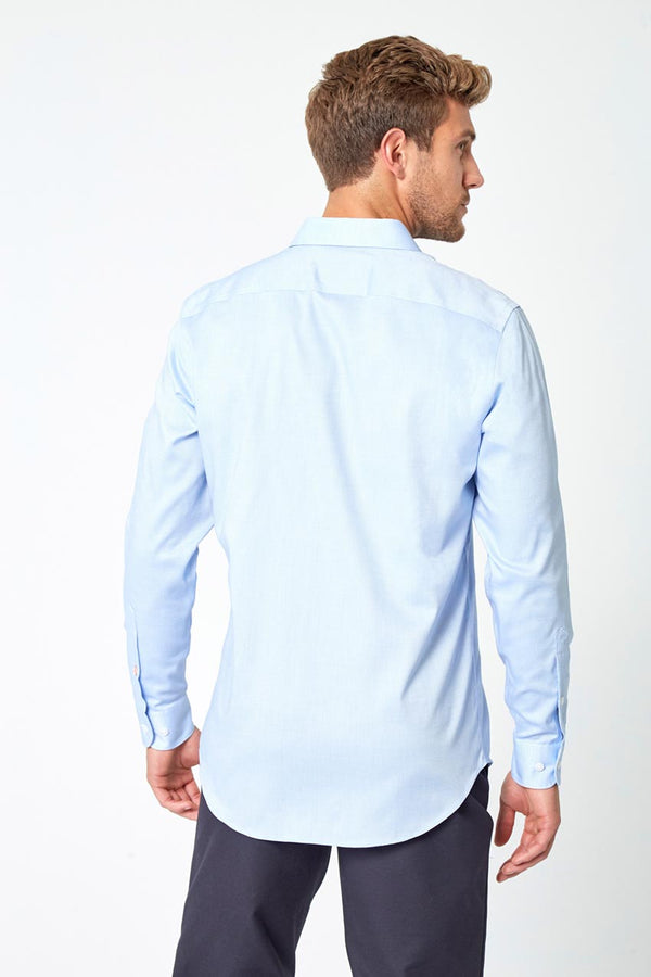 Air-Tech Poplin Slim-Fit Shirt
