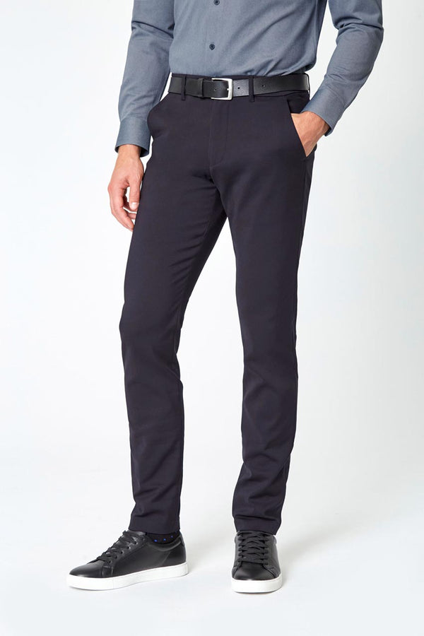 Modern Ambition work-ready men's Endeavor Twill Career Pant in Black