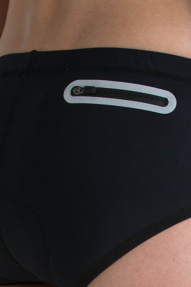 Zone Padded Cycling Short