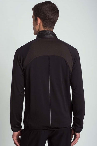 Voltage Quilted Run Jacket