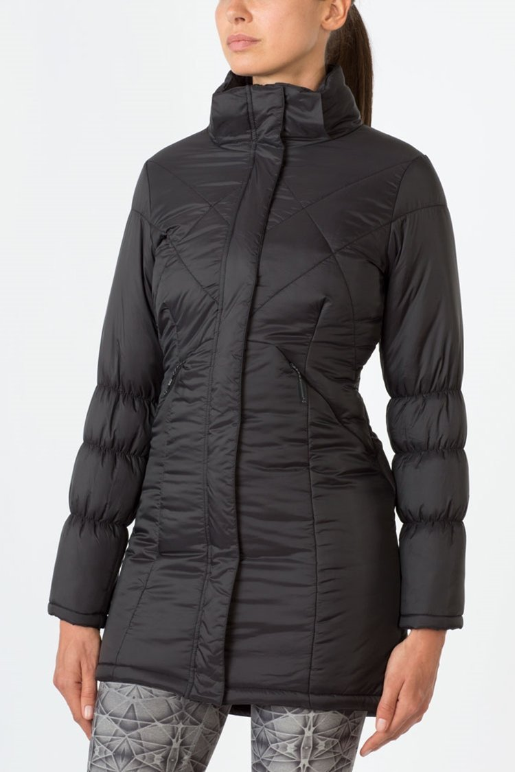 Domain Convertible Coat