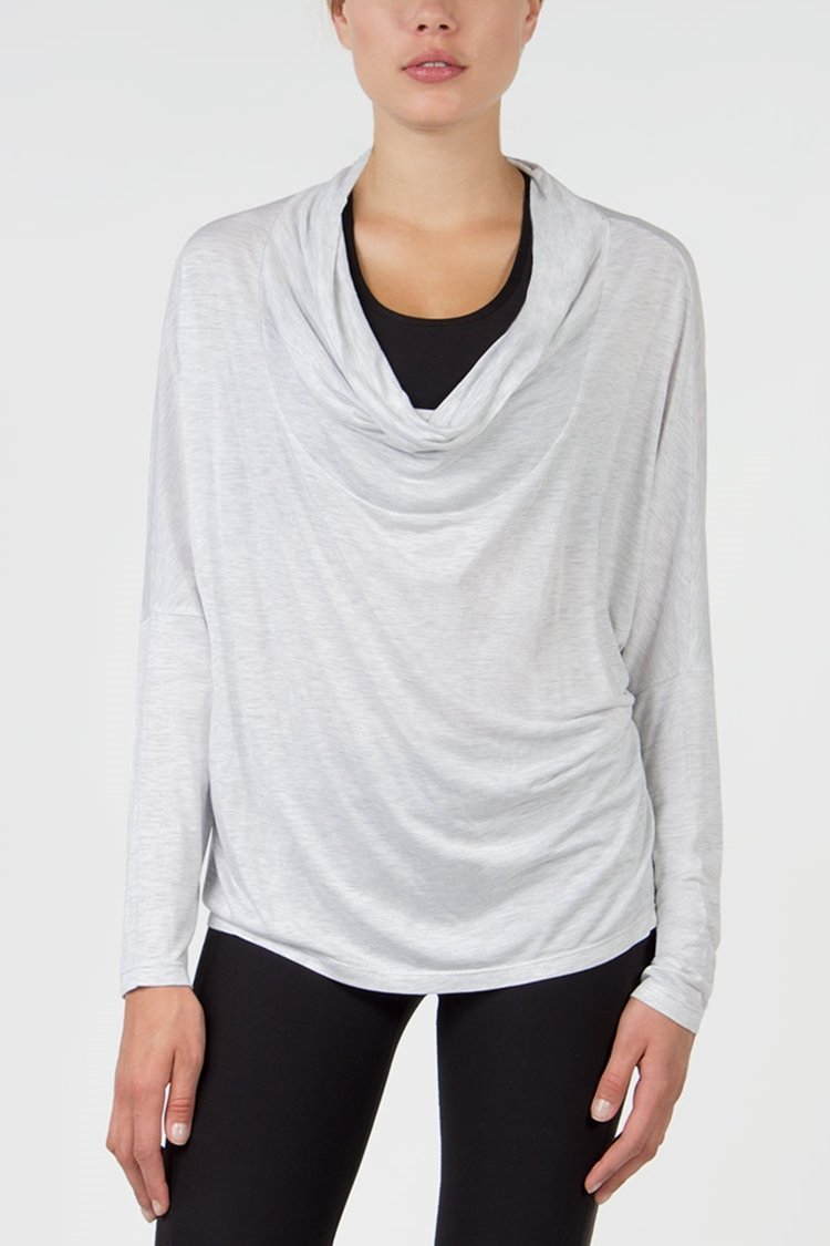 Tensile Luxe Oversized Top