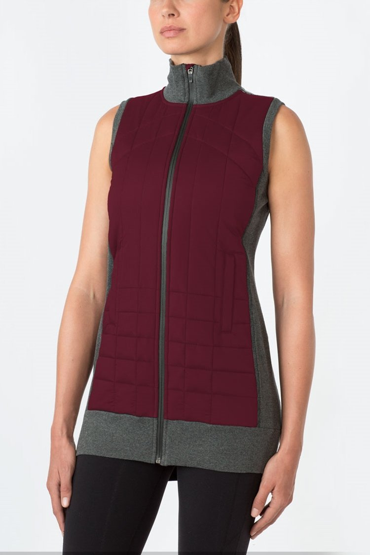 Trimex Quilted Tunic