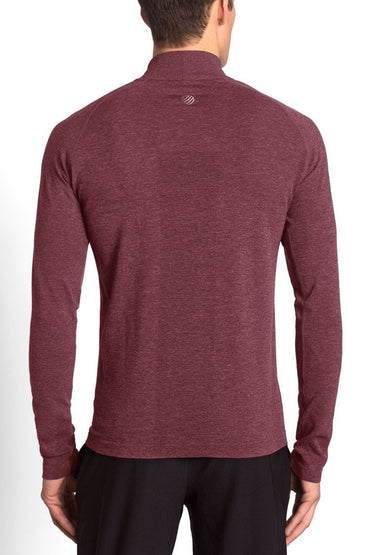 Form Seamless 1/4 Zip Pullover