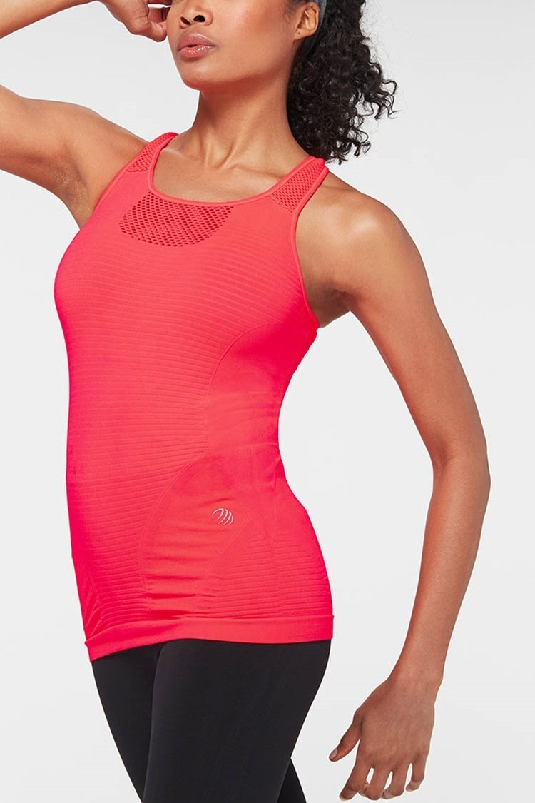 Frequency Seamless Tank