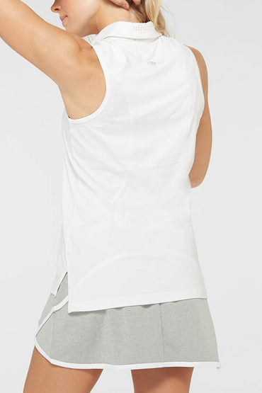 Brigs Sleeveless Polo