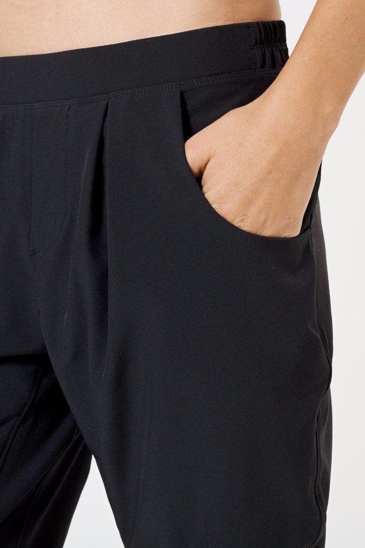 Authentic Pleated Front Pant